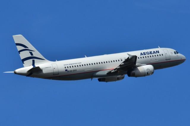 Aegean Airlines: Ανάπτυξη και ξαφνικός αιφνιδιασμός