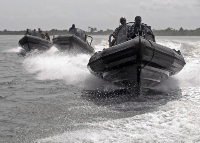 Πόσο ασφαλή είναι τα χωρικά ύδατα της Νιγηρίας ;