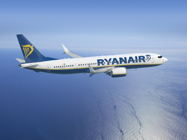 Συνεχίζεται η ανάπτυξη της Ryanair σε Αθήνα και Χανιά