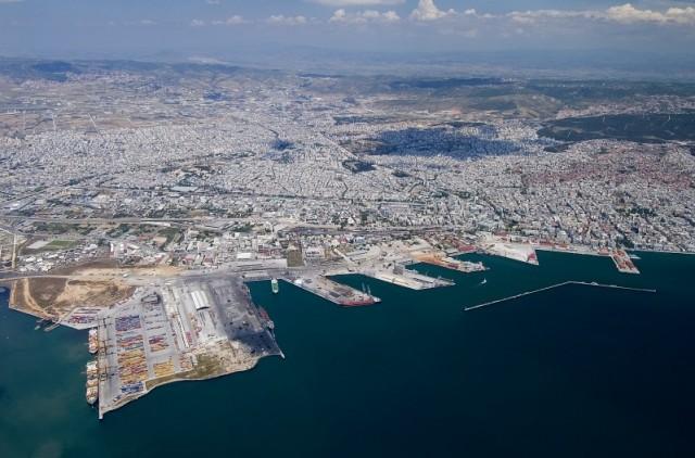 Ρεκόρ σε κέρδη και διακίνηση για το λιμάνι της Θεσσαλονίκης