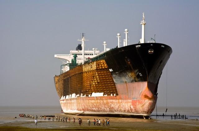 Οι Ευρωπαίοι Πλοιοκτήτες ζητούν την αύξηση των εγκεκριμένων διαλυτηρίων