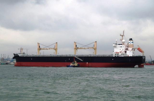 Ελληνικά πλοία σε διεθνείς θάλασσες : Το παράδειγμα της Atlantic Bulk Carriers