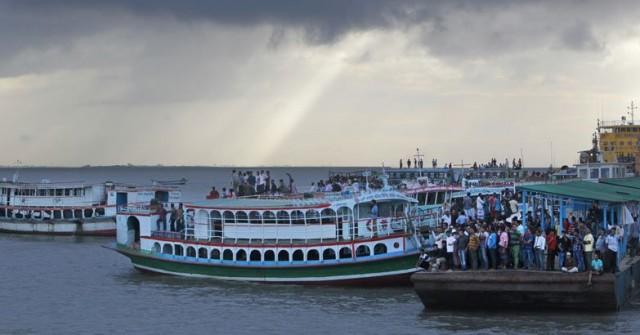 Ναυτική τραγωδία σε πορθμείο της ΝΑ Ασίας