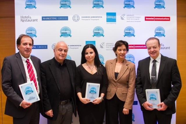 Η Celestyal Cruises αναδείχθηκε νικήτρια με 3 βραβεία στα Tourism Awards 2015