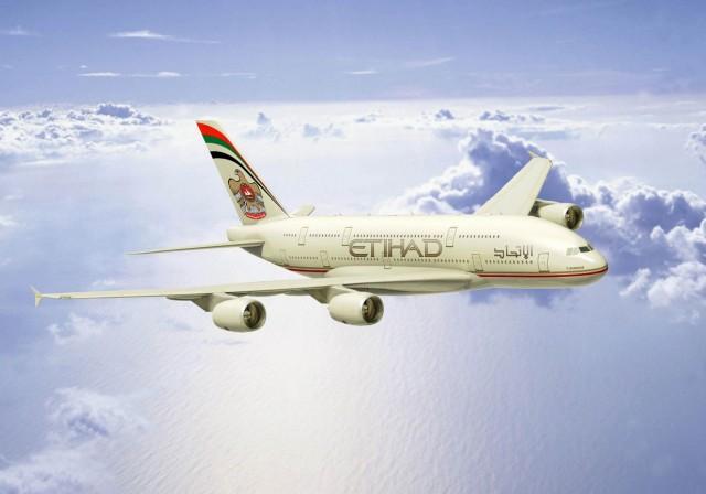 Νέες υπηρεσίες από την Etihad Airways