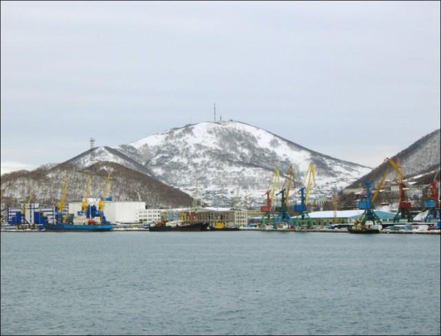 Σημαντική πτώση στη διακίνηση για το ρωσικό λιμάνι Petropavlovsk-Kamchatsky