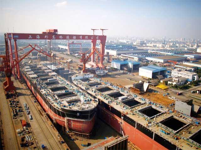 Διαρκής στρατηγική επιδοτήσεων στη ναυτιλία από την Κίνα