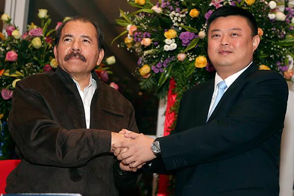 Κινέζος μεγιστάνας πίσω από τη Διώρυγα της Νικαράγουα