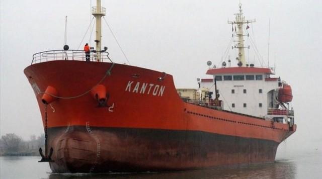Σύλληψη τουρκικού πλοίου από τις ουκρανικές αρχές