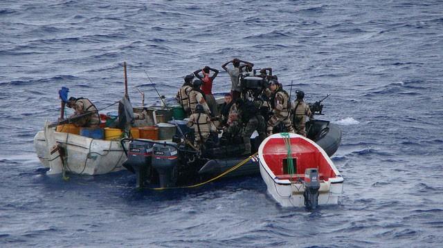 Συνεργασία Κίνας και Ινδίας στην αντιμετώπιση πειρατικής επίθεσης
