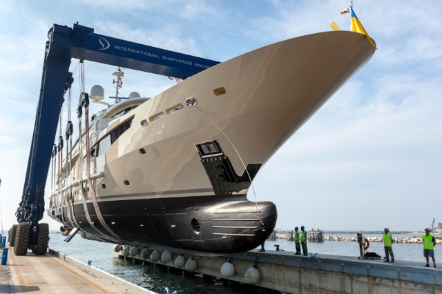 Αναταραχή στον ιταλικό ναυπηγικό κλάδο