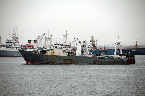 Ναυάγιο ρωσικού πλοίου στον Ειρηνικό με μεγάλο αριθμό θυμάτων