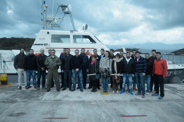 Ταξίδι στις Οινούσσες: ο διάλογος μεταξύ των νέων της ναυτιλίας είναι πλέον αναγκαίος