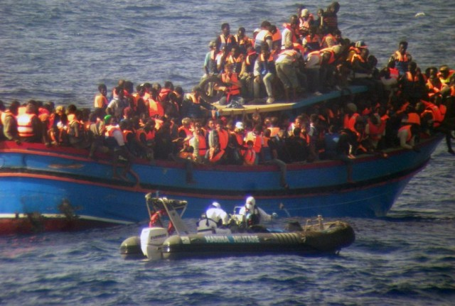 Οι μεσογειακές χώρες παλεύουν με τα κύματα μεταναστών