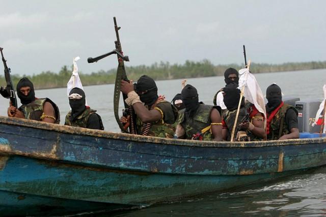 Νιγηρία: σύλληψη επτά υπόπτων για πειρατεία