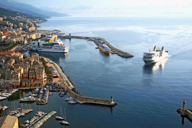Σχέδια επέκτασης για το λιμένα της Bastia