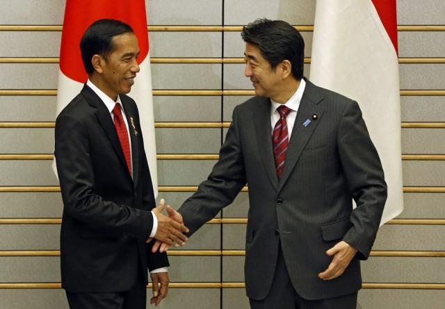 Ναυτιλιακή συνεργασία Ιαπωνίας – Ινδονησίας