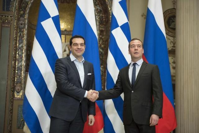 Α. Τσίπρας: Το δικό μου όραμά για το μέλλον της πατρίδας μου, των ελληνο-ρωσικών σχέσεων και της Ευρώπης