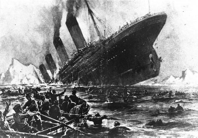 Θλιβερή επέτειος του ναυαγίου του Τιτανικού