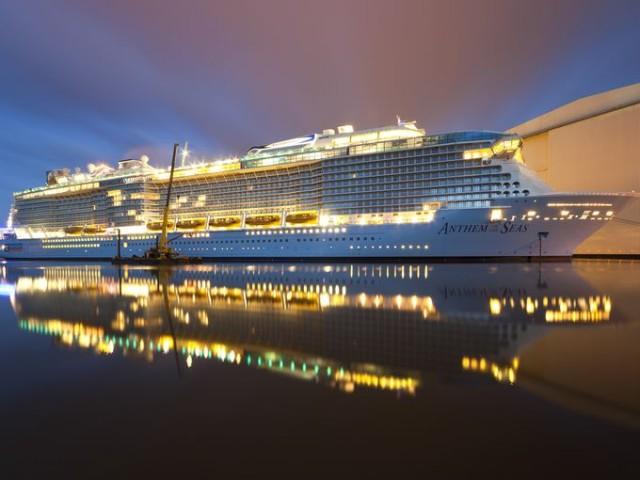 Το νέο διαμάντι της Royal Caribbean, ένα από τα μεγαλύτερα κρουαζιερόπλοια στον κόσμο