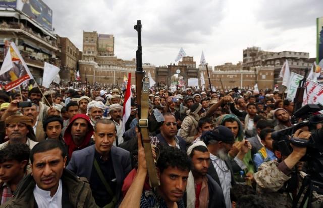 Απαγόρευση εισόδου στις θαλάσσιες ζώνες της Υεμένης