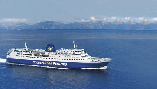 Νέο πλοίο στο στόλο της Golden Star Ferries