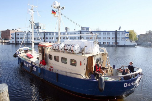Ένα πλοίο διαφορετικό, αλλά πολύτιμο για τη Μεσόγειο