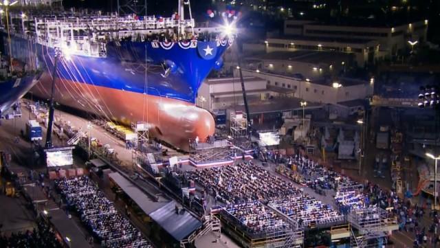 Το πρώτο LNG containership