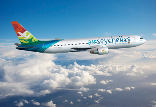 Συνεργασία  Air Seychelles και Air France