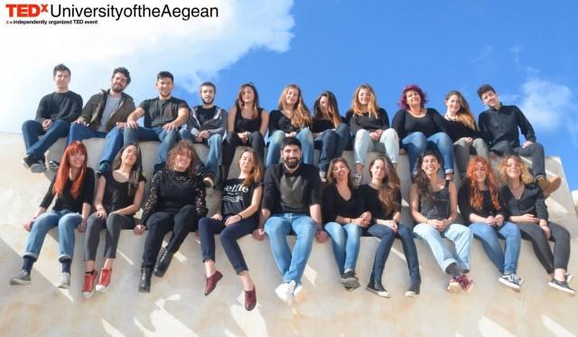 Το TEDx University of the Aegean στη Σύρο
