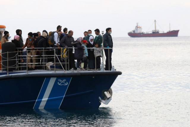 Η ναυτιλιακή κοινότητα καλεί την ΕΕ να αντιμετωπίσει το ζήτημα της μετανάστευσης στη Μεσόγειο