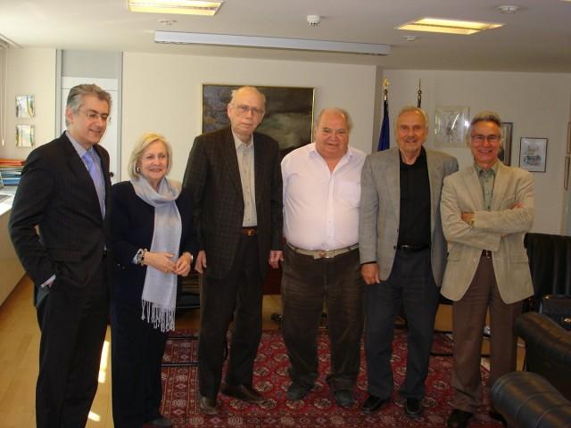 Νέο διοικητικό συμβούλιο για την Ένωση Ναυτικής Διαιτησίας