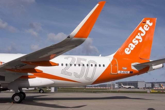 250 αεροσκάφη Α320 για την easyjet