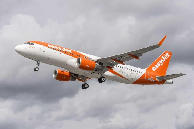 easyJet takes delivery of its 250th Airbus aircraft_ (1)_(C)Christian Brinkmann_Airbus_