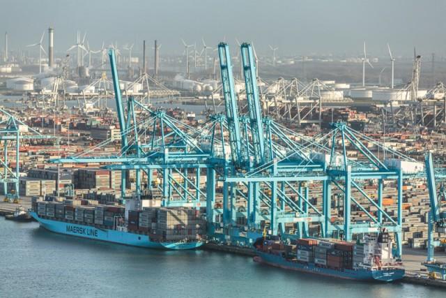 Νέος σταθμός εμπορευματοκιβωτίων για το λιμάνι του Ρότερνταμ