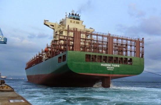 Κράτηση πλοίου από το Πολεμικό Ναυτικό του Ιράν