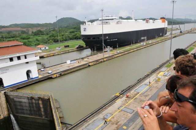 Νέος τρόπος υπολογισμού των διοδίων για τη διώρυγα του Παναμά