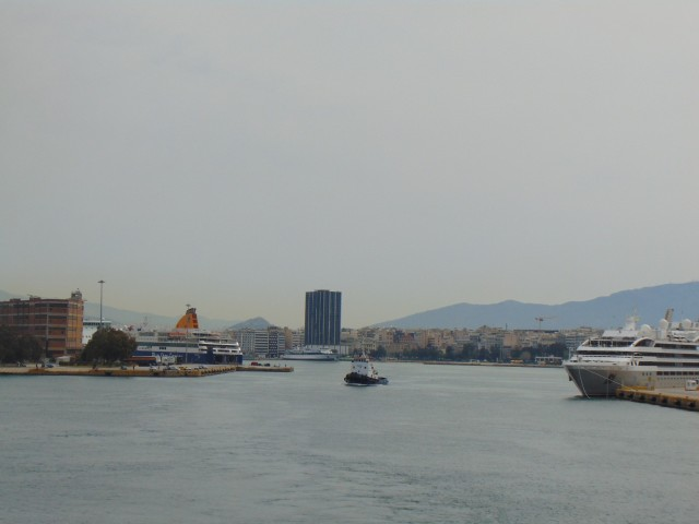 Το λιμάνι του Πειραιά γίνεται το Μάιο το κέντρο της Ευρώπης