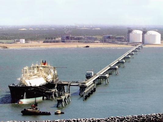 Αθρόες εισαγωγές φυσικού αερίου για την Αίγυπτο