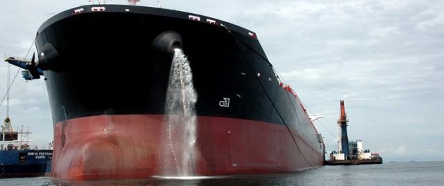 Μείζον ζήτημα η νομοθεσία για τη διαχείριση έρματος των πλοίων