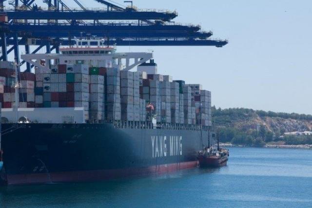 Τελετή πρώτης άφιξης του ΥΜ WISH στον Πειραιά