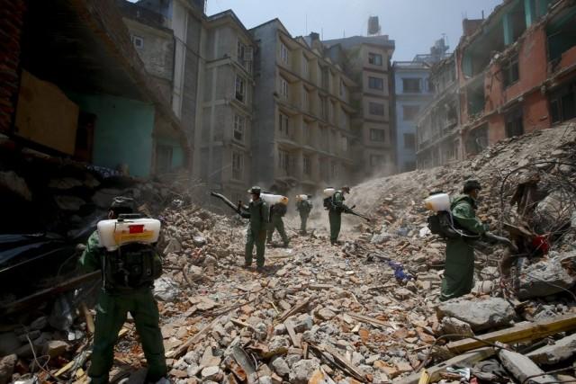Η UPS προσφέρει $500.000 για την αντιμετώπιση της καταστροφής στο Νεπάλ