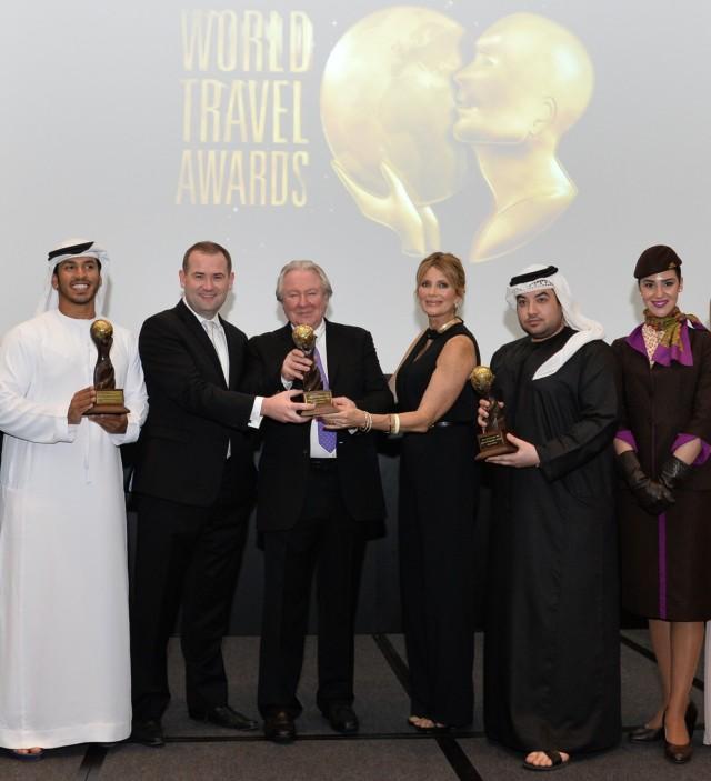 Κορυφαία αεροπορική εταιρεία της Μέσης Ανατολής και για το 2015 η Etihad Airways