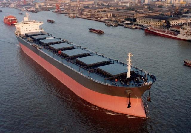 Capes και Panamax επηρεάζουν περισσότερο την πορεία του BDI