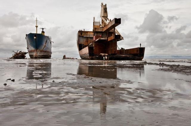 Διαλύσεις πλοίων: Σε πτωτική τάση οι τιμές με την προσφορά να ξεπερνάει τη ζήτηση