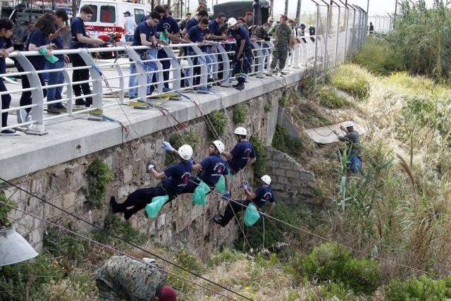 Lebanese environmental campaign