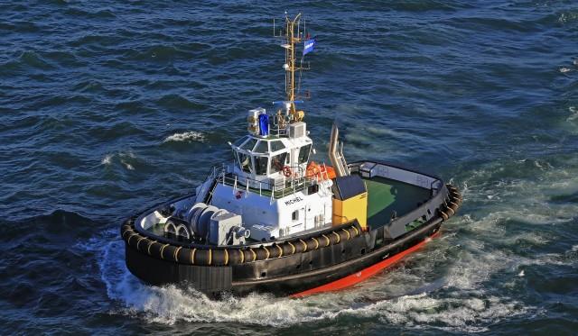 Το νέο ρυμουλκό της Damen Shipyards