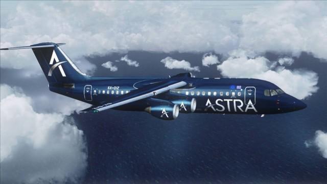 Νέες πτήσεις προς τα ελληνικά νησιά από την Astra Αirlines