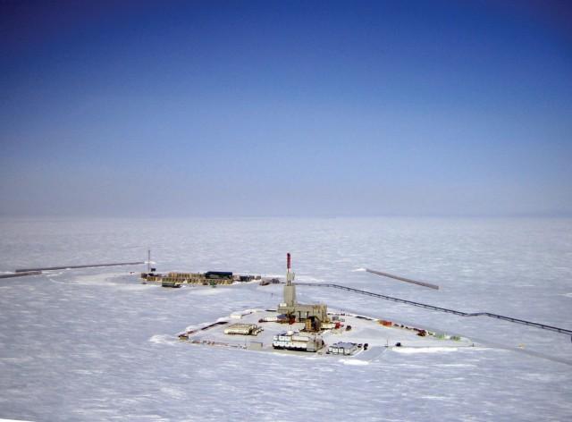 Ένα βήμα πιο κοντά σε εξόρυξη στην Αρκτική η SHELL