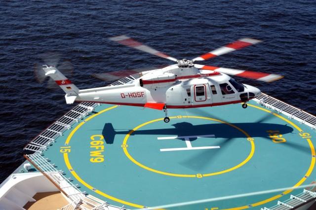 Συνάντηση εργασίας ΙΜΟ-ICAO για την ασφάλεια των ελικοδρομίων στα πλοία